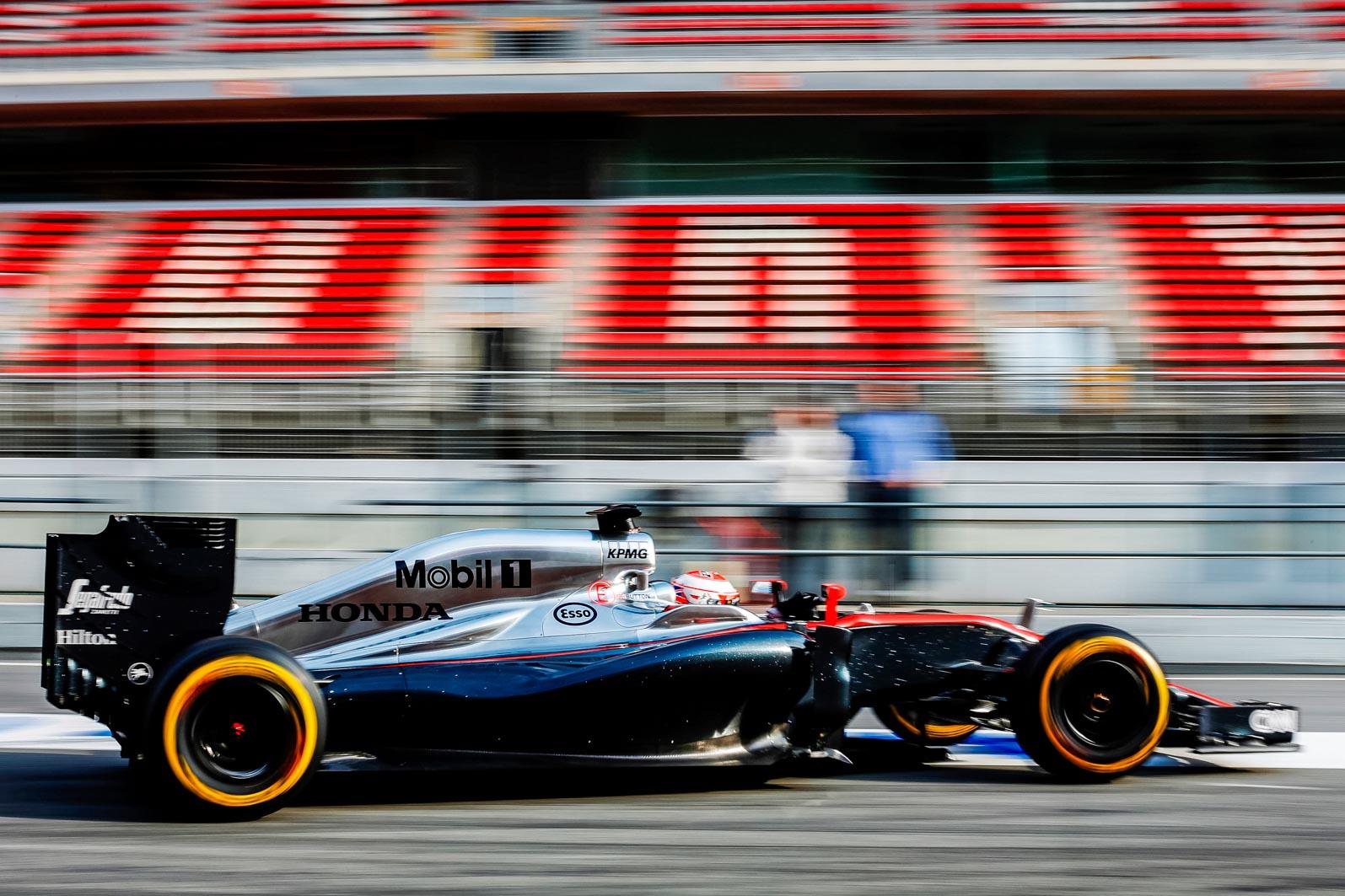 exxonmobil expands relationship with mclaren-honda f1 team | formula 1