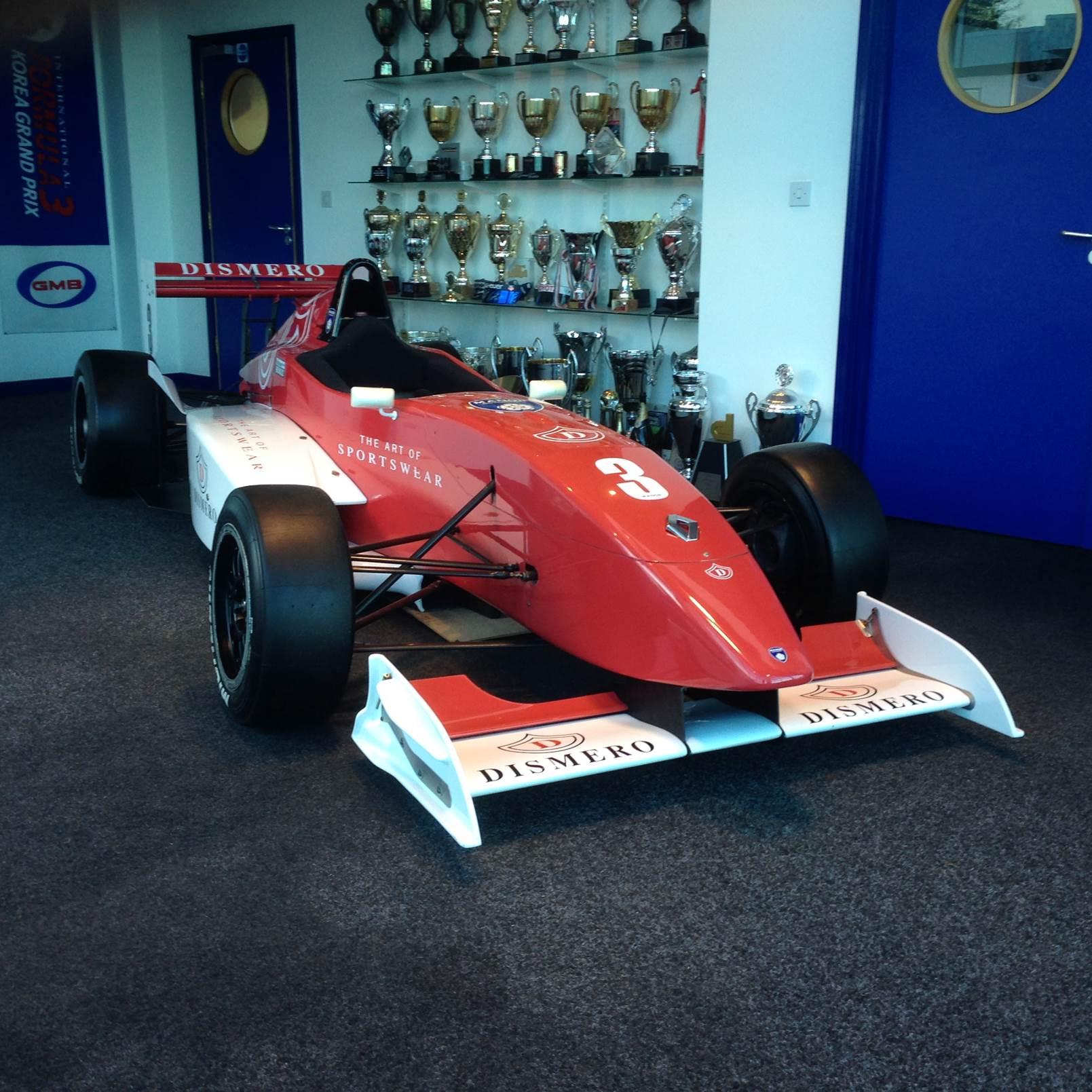 Kimi Raikkonen\'s championship car and Seasick Steve\'s old camper ...