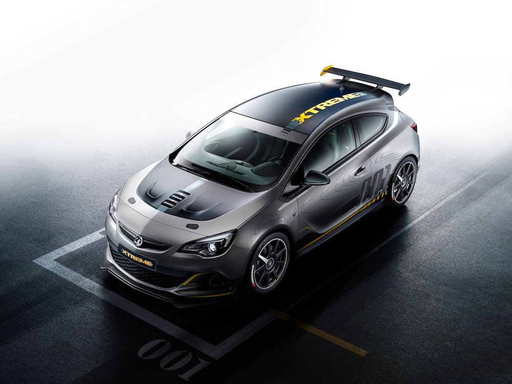 Full reveal of Vauxhall´s radical Geneva star | Predstavujeme