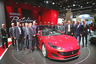 The new Ferrari Portofino – The Italian GT par excellence on the stand at Frankfurt