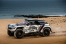 Peugeot 3008 DKR goes straight onto Morocco podium