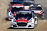 The PEUGEOT 208 WRX out to celebrate rallycross jubilee in style