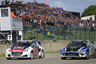 Rallycross - Timmy Hansen and the PEUGEOT 208 WRX finish just shy of victory in Belgium