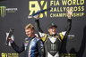 Solberg and Kristoffersson team up for 2017 World RX campaign