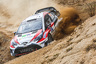Toyota to ramp up WRC testing after Mexico engine and brake issues