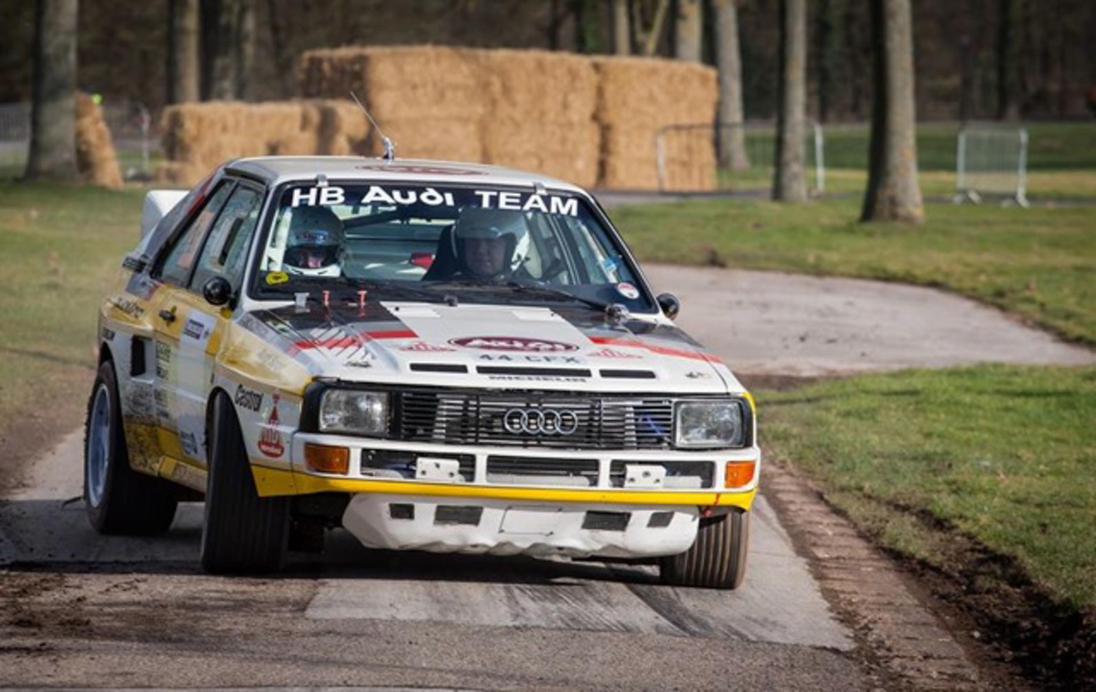 Lights out for F1 and Group B rally cars at CPOP 2015 | Predstavujeme