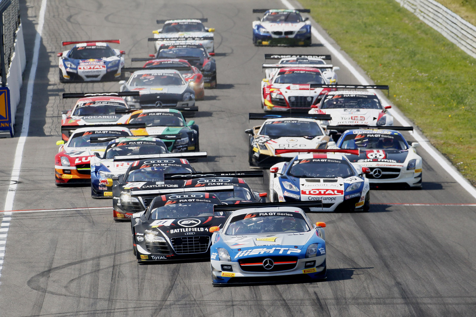 first fia gt win for htp gravity charouz in zandvoort | okruhy