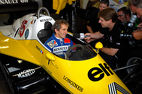 Alain Prost a Renault