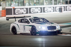 Bentley Continental GT3 at Gulf 12 Hours