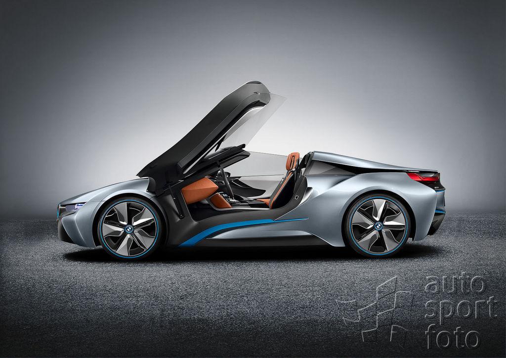 Bmw I8 Concept Spyder Extra