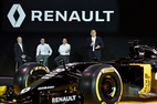 F1 Renault 2016 launch