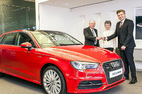 Fifty years for Audi UK