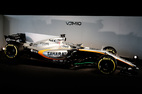 Force India F1 launch 2017