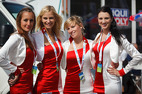 Girls on WTCC- Salzbugring