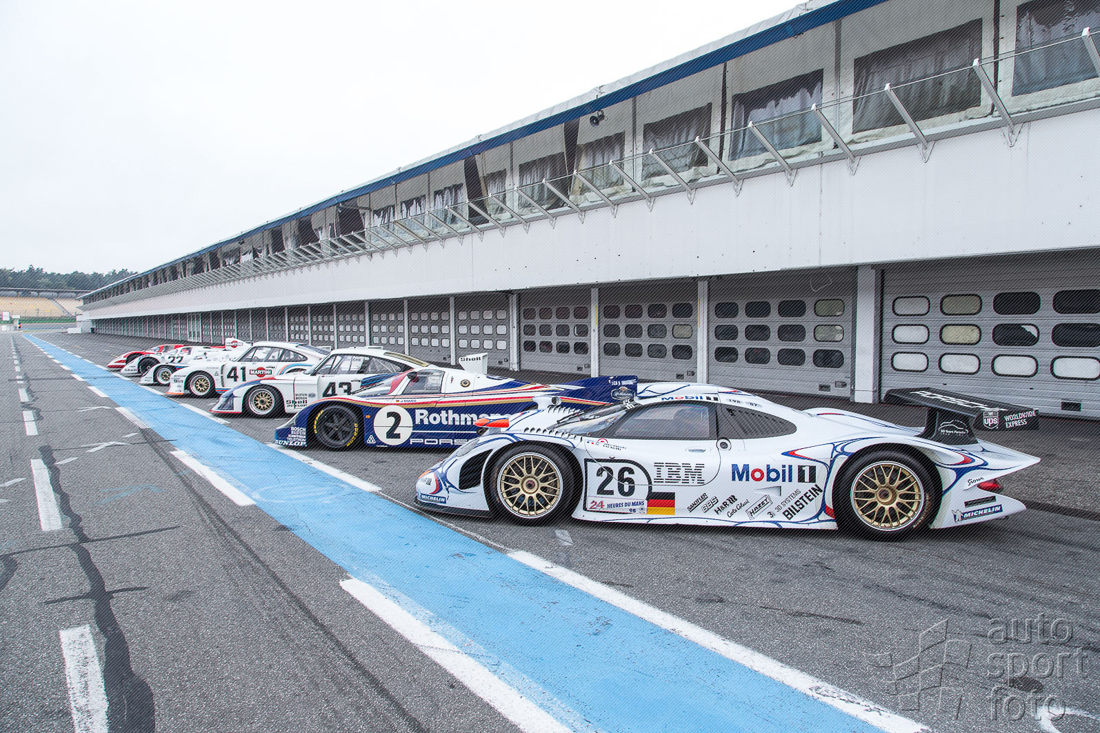 meet the heroes of le mans