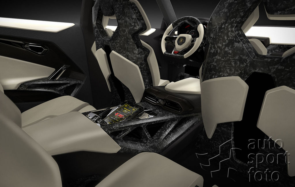Lamborghini Urus Interior Interior The Lamborghini Urus
