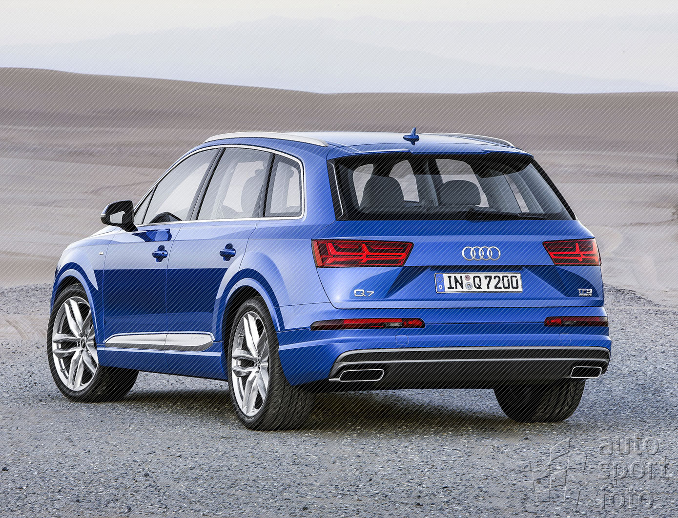 All-new Audi Q7 sheds 325kg for detroit 2015 world debut