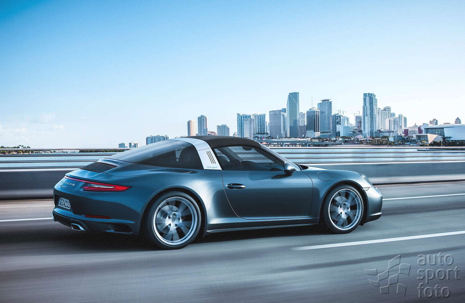 New Developments In The Visual Appearance Also Underline The Sophisticated  Elegance Of The 911 Targa. With Its Individual Design, The New 911 Targa ...