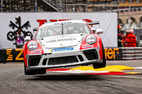 Porsche Supercup qualifying Monaco
