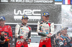 Rally Chile Toyota nedeľa