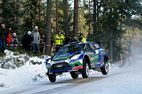 Rally Sweden 2012 - Den 2-3