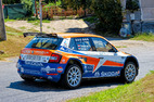 Topp Cars test pred Miskolc Rally