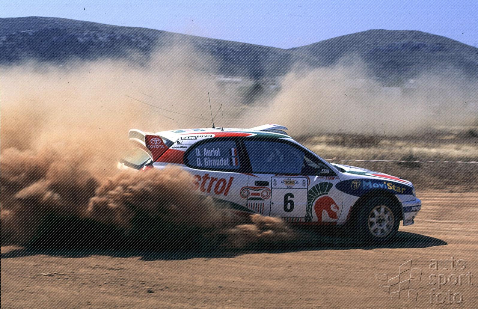 Rally racing