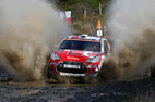 Wales Rally GB Citroen JWRC