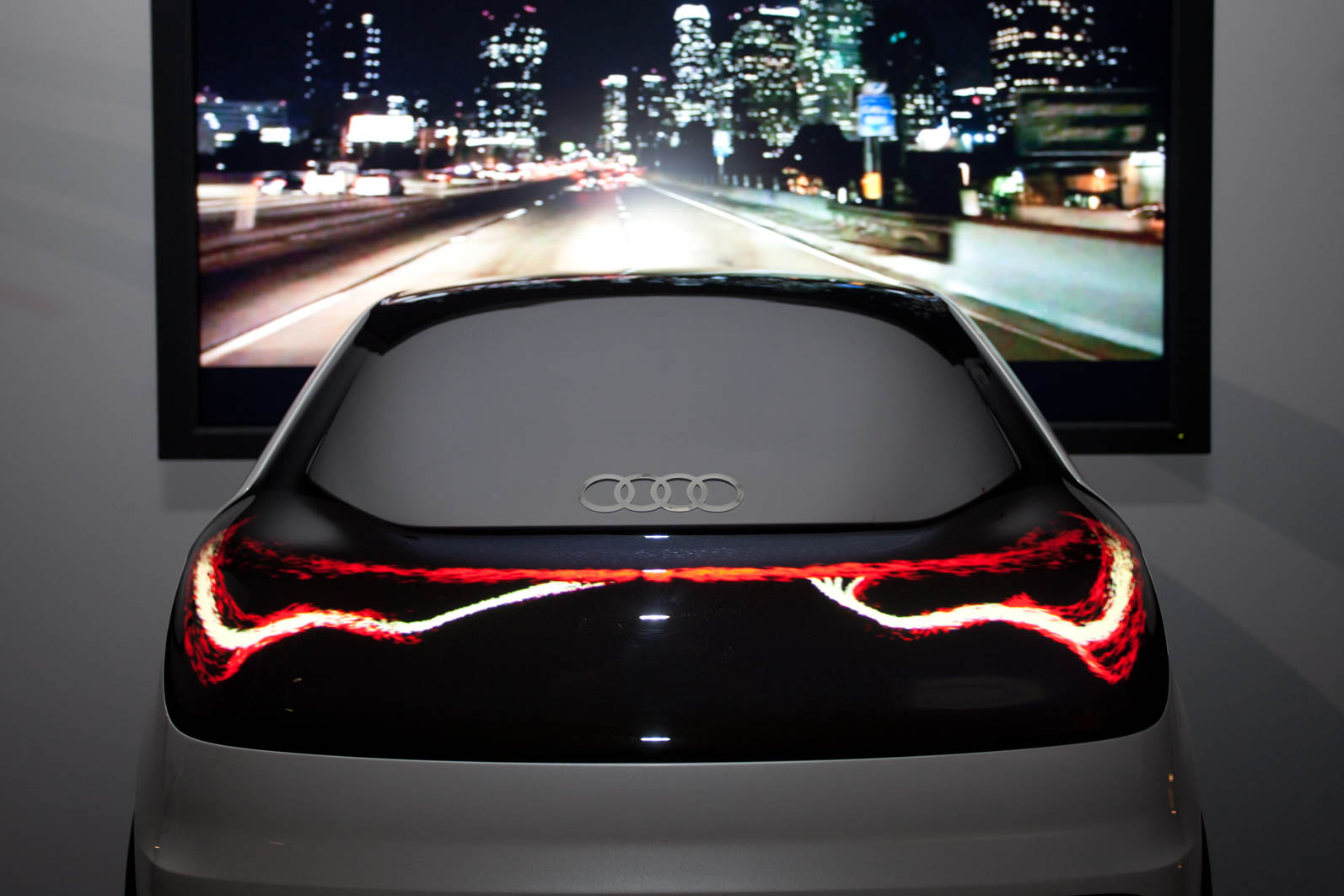 Ding Dong Merrily On High Beam With The Audi Lighting Pioneers