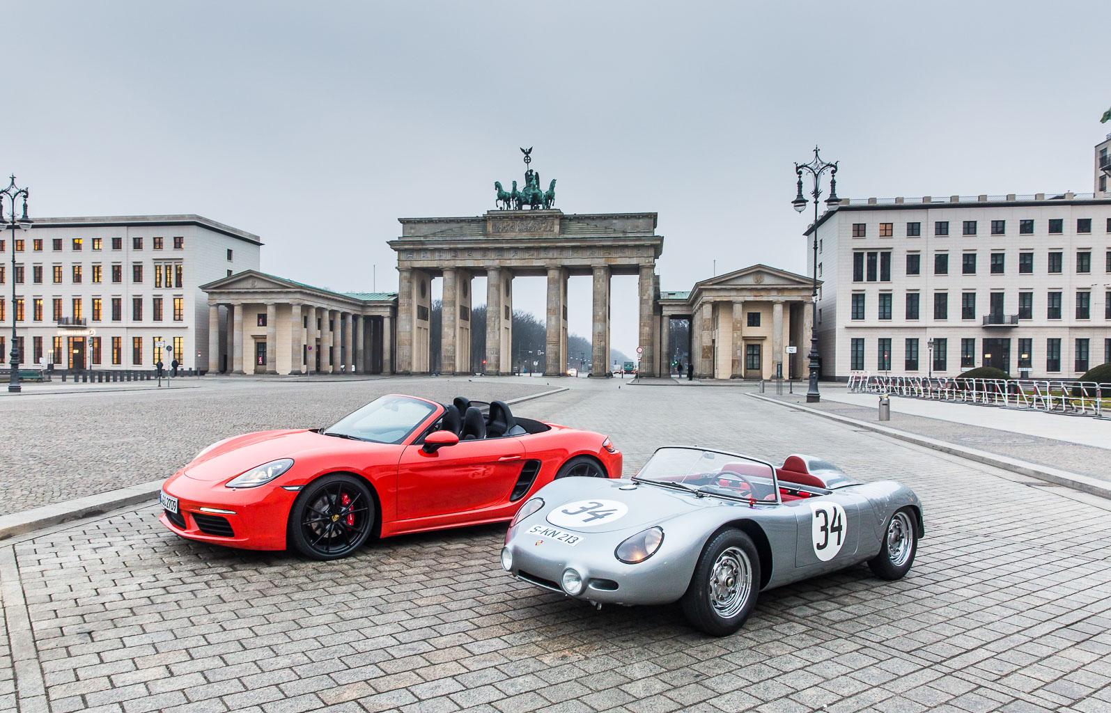 "3331a71298 Porsche opens ""Fascination Sports Cars"" brand exhibit"